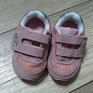 Champion Brand Pink Baby girl shoes Sz 3
